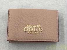 ミニウォレット|COCOCELUX GOLD