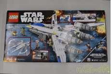 LEGO ブロック スター・ウォーズ 反乱軍のUウィング・ファイター 75155