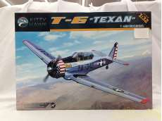 飛行機  T-6 TEXAN|KITTY HAWK