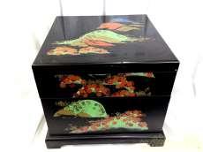 有名旅館 酒盃 コレクション 47点 三段重箱 フランクリン ポーセリン 企画