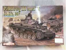 Pzbflswg III Aust.K sd.kfz.267|DRAGON