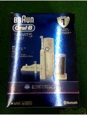 未使用 ブラウン オーラルB 電動歯ブラシ スマート5000 D6015255XP|BRAUN