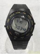 備品 セイコ- クオーツ デジタル 時計 ジウジアー3000本限定モデル|SEIKO