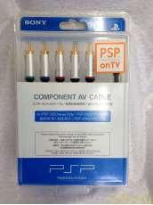 未使用 コンポーネントAVケーブル (PSP-2000 / PSP-3000シリーズ|SONY
