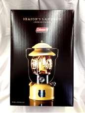 未使用 限定品 コールマン シーズンズランタン 2014 リミテッドエディション|COLEMAN