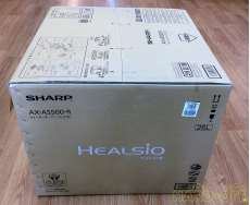未開封  SHARP AX-AS500-R ウォーターオーブン ヘルシオ 26L|SHARP