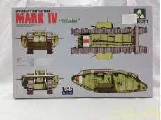 戦車 MARK IV MALE|TAKOM
