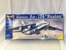 ① 未開封 1/144 アントノフ An-124 ルスラン プラモデル|REVELL