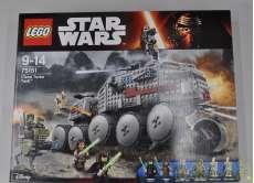 LEGOブロック スターウォーズ 75151 クローン・ターボ・タンク