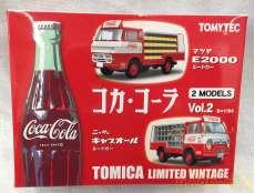 「コカ・コーラ (2MODELS) Vol.2 ミニカー|TOMY TEC