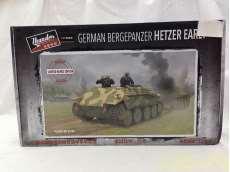 戦車 GERMAN BERGEPANZER HETZER EARLY|THUNDER
