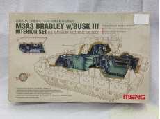 戦車 M3A3 BRADLEY W/BUSK III|MENG