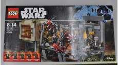 LEGOブロック スター・ウォーズ ラスター の脱出 75180