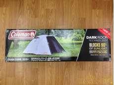 未使用品  タフドーム 3025+ ダークルーム  4~5人用テント|COLEMAN