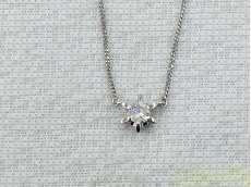 ネックレス プラチナ Pt850 Pt900 ダイヤ|貴金属