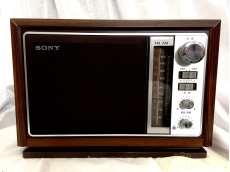 FM/AM 2バンドホームラジオ ICF-9740|SONY