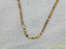 ネックレス 金 K18|貴金属