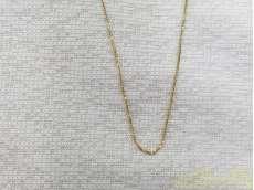 ネックレス 金 K18 貴金属