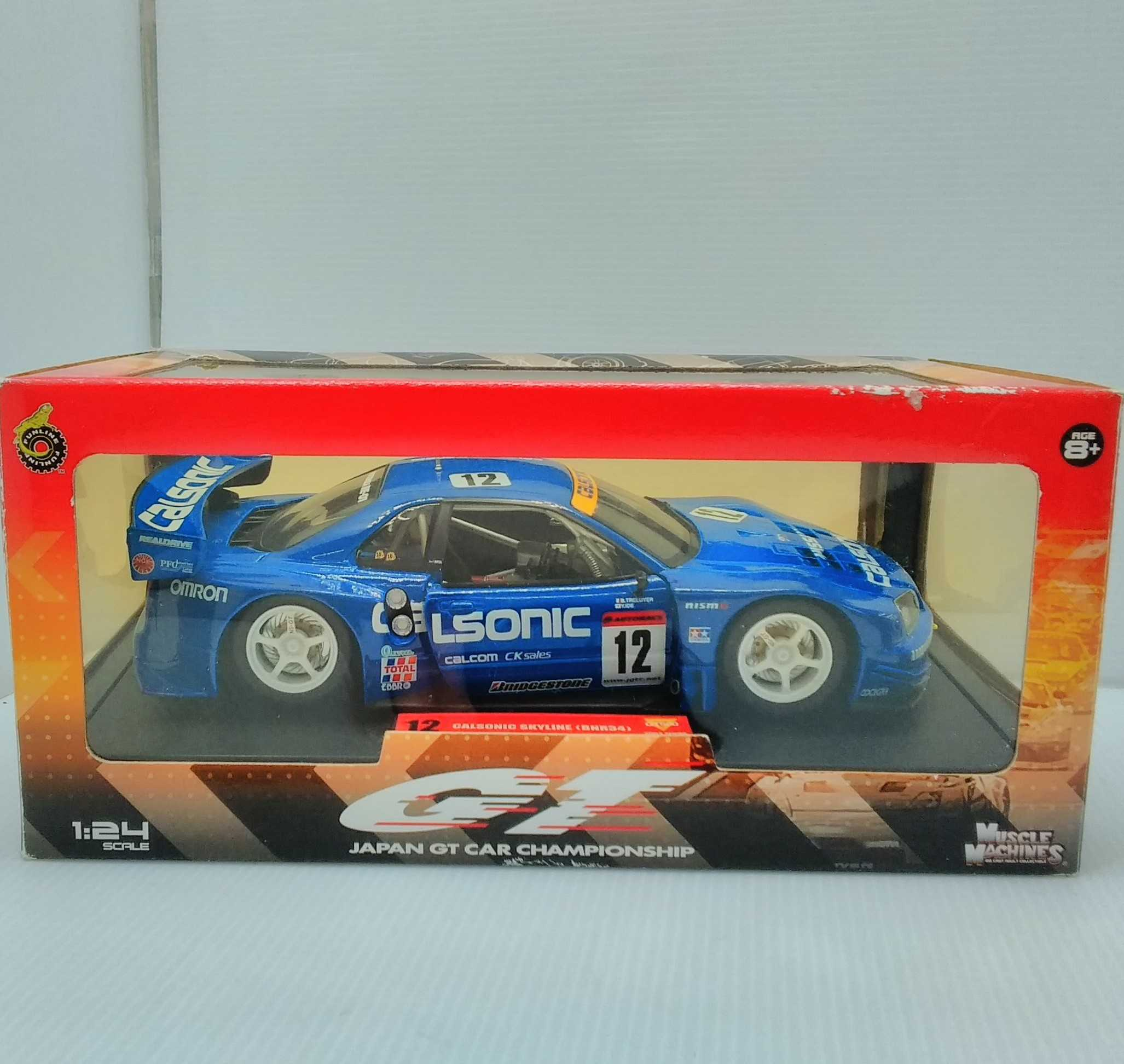 GT 1/24|MUSCLE MACHINES