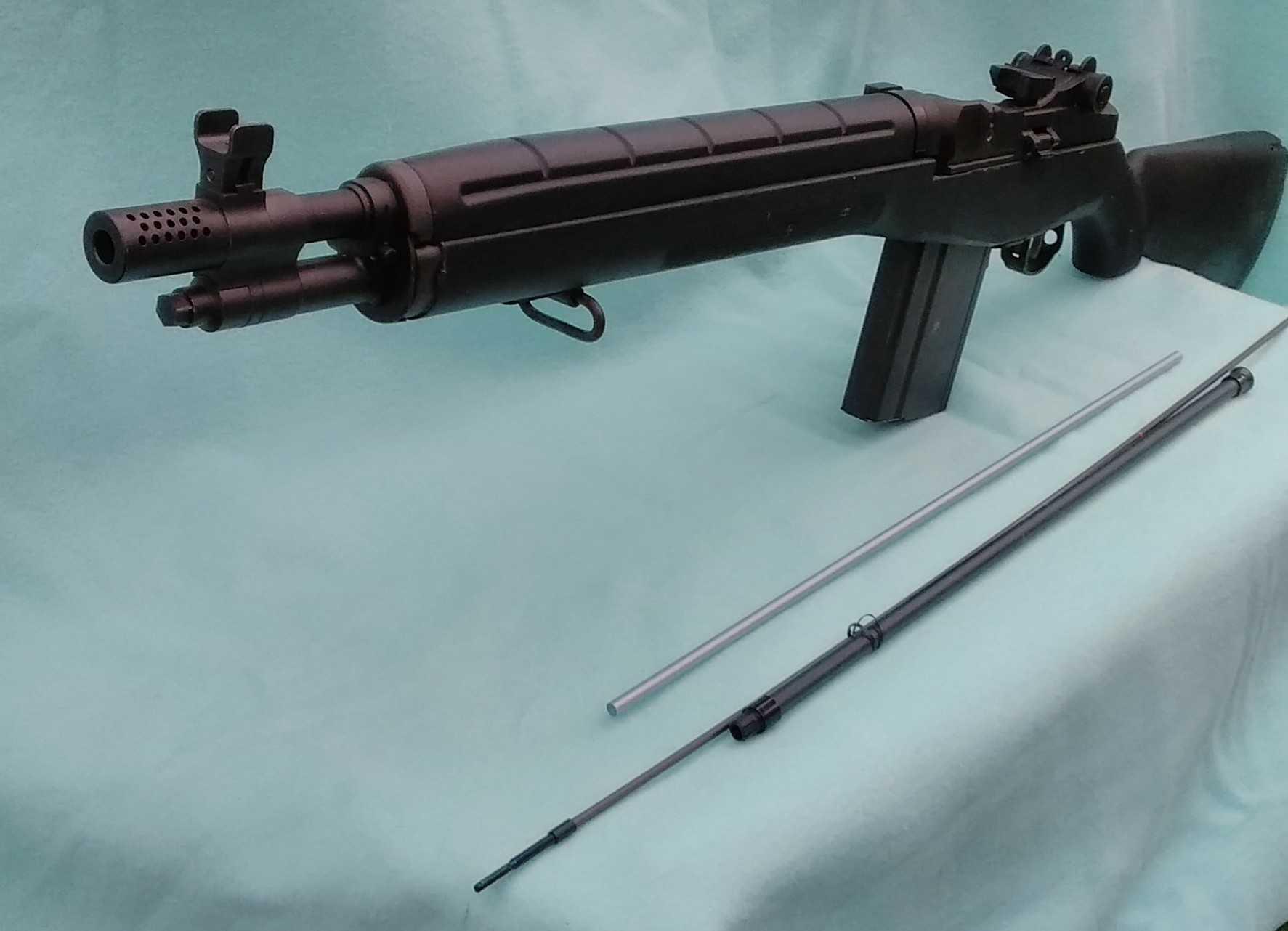 M14 SOCOM|東京マイル