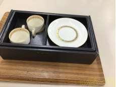 ペアデミカップ&ソーサー|MIKIMOTO