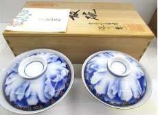 組茶碗 深川製磁