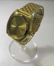NIXON ニクソン クォーツ・アナログ腕時計 ゴールド|NIXON