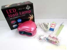 LED ネイルランプ ハート型|ライズインターナショナル