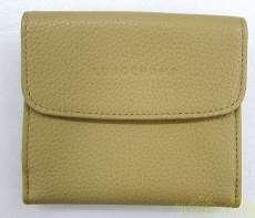 二つ折り財布|LONGCHAMP