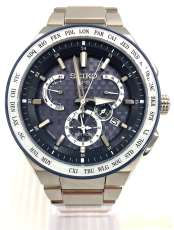 ソーラーGPS衛星電波 腕時計|SEIKO
