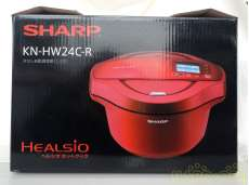 【未使用】 水なし自動調理鍋 HEALSIO|SHARP
