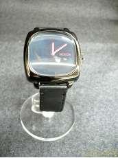 ニクソン 腕時計 SHUTTER-SS All-Black-Pink NIXON