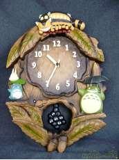 壁掛時計 となりのトトロ