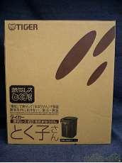 未使用 タイガー 蒸気レスVE電気まほうびん とく子さん|TIGER