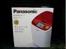 未使用 パナソニック ホームベーカリー 1斤タイプ レッド SD-BH1001-R PANASONIC