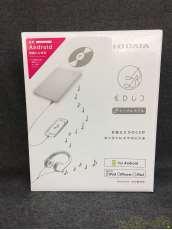 【未開封品】スマートフォン用CDレコーダー|I・O DATA