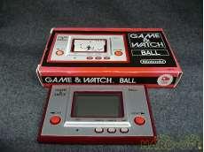 GAME&WATCH BALL 復刻版|NINTENDO