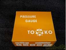 ③ 未使用 一般圧力計A形Φ75 TOKO(東洋計器興業) BT3/8G 75×1|TOKO