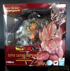 スーパーサイヤ人 悟空 -熱戦-|BANDAI