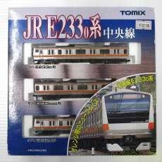 JR E233O系通勤電車基本セット|TOMIX
