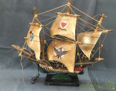 木造船 置物 飾り|インテリア