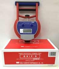 デジタル握力計|竹井機器工業