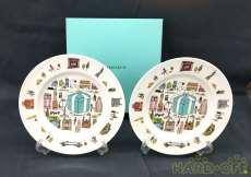 デザートプレート 2皿|TIFFANY&CO.