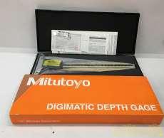 デジタルデプスゲージ 測定器|MITUTOYO