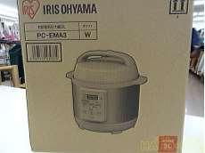 電気圧力鍋|アイリスオーヤマ