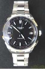 OCEANUS ソーラー電波腕時計 CASIO