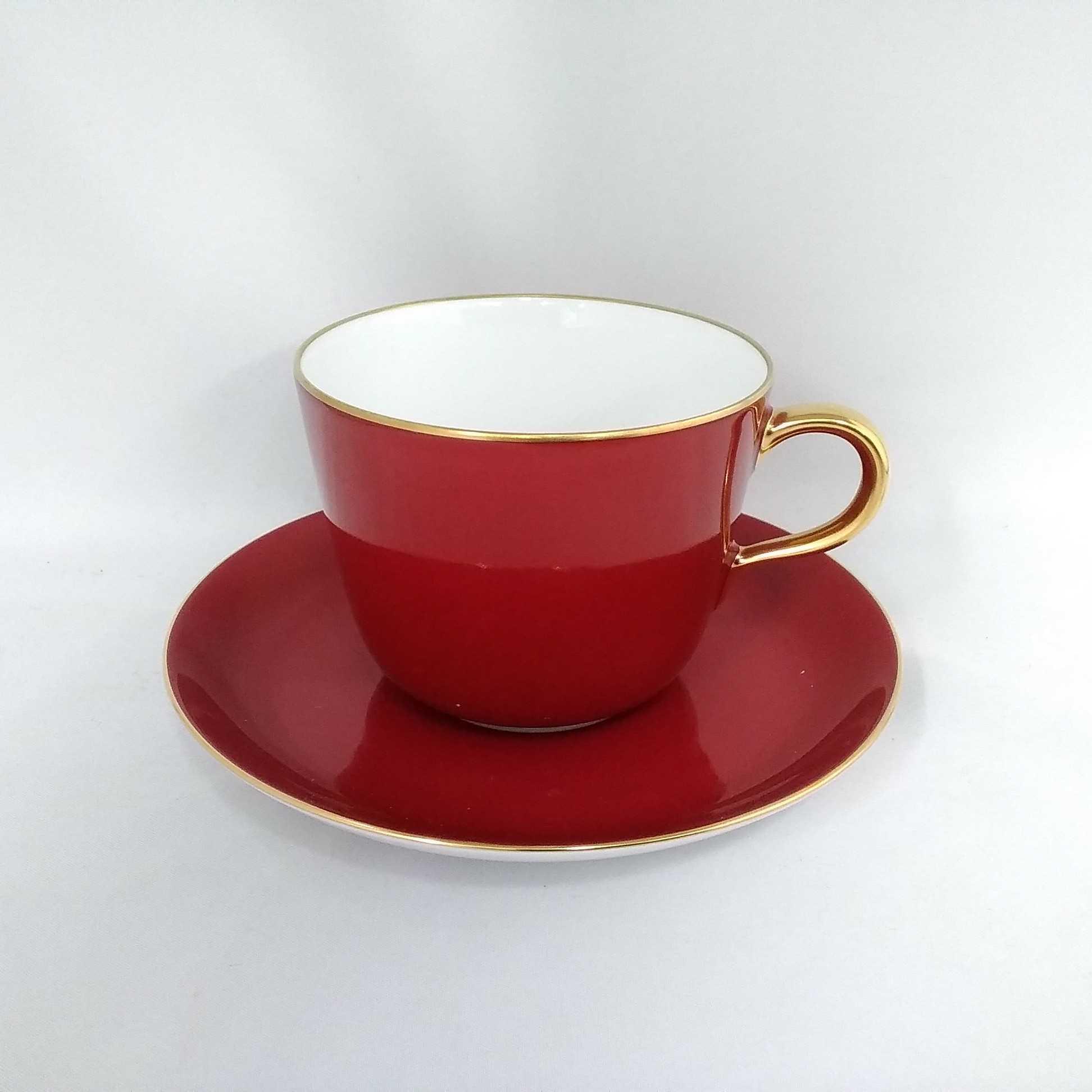 モーニングカップ&ソーサー|大倉陶園