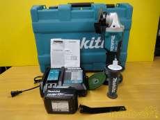 18V充電式ディスクグラインダー|MAKITA