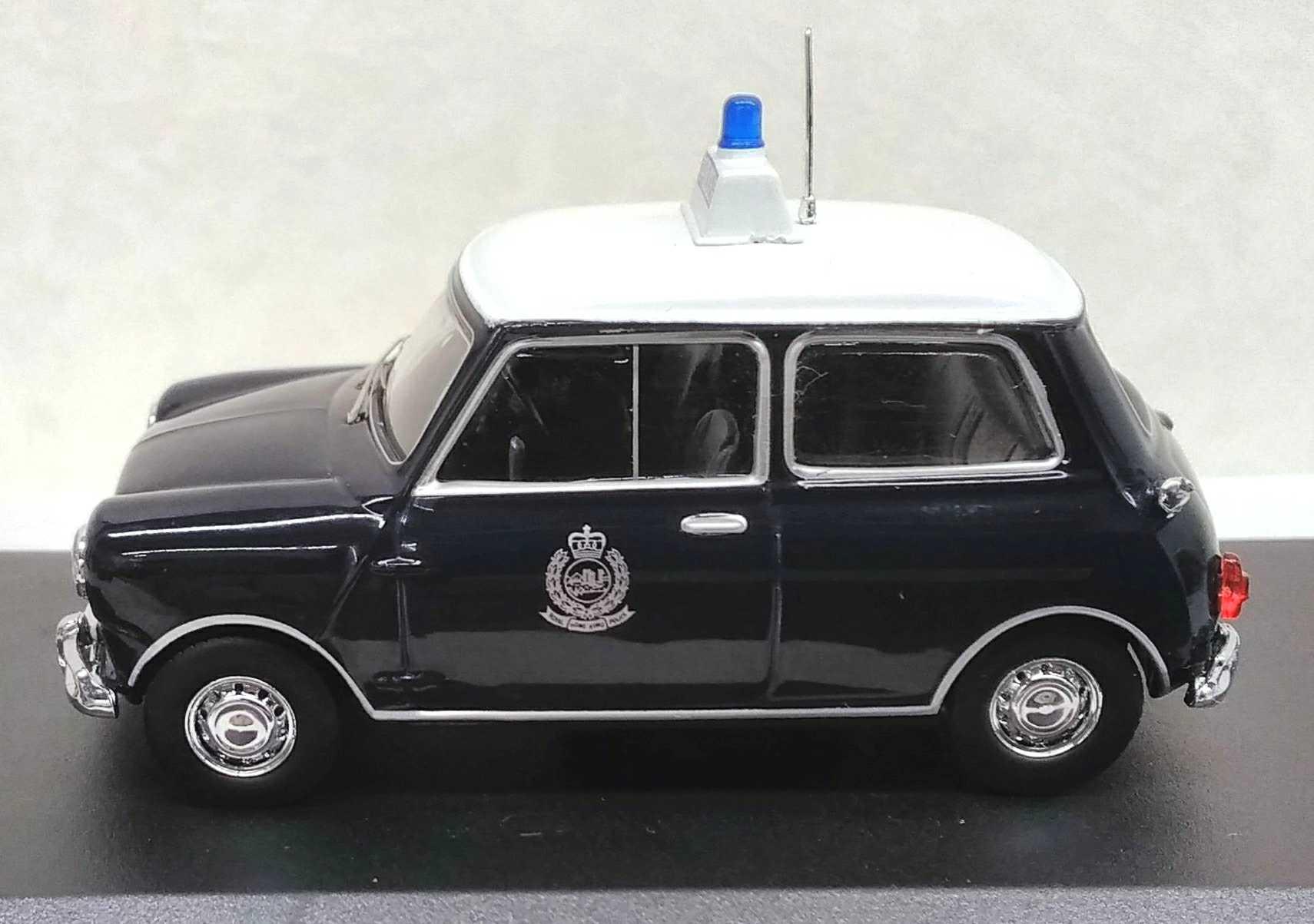 MINI HONG KONG POLICE|IXO MODELS