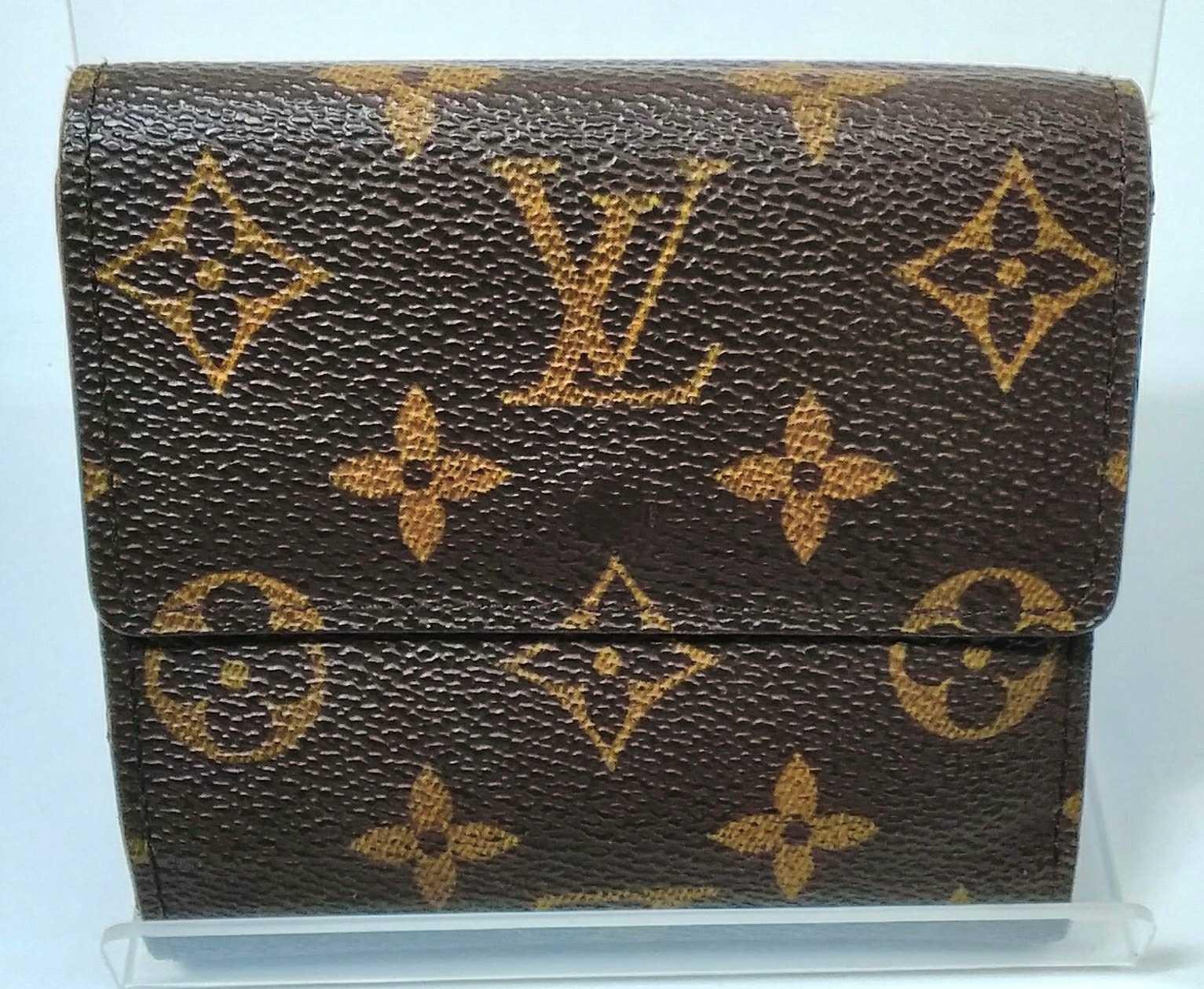 Wホック財布|ルイヴィトン